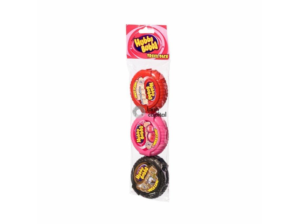 Mars Hubba Bubba žvýkačky 3ks sada - DOPRAVA ZDARMA