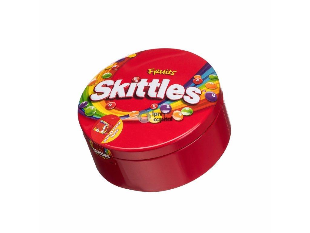 Mars Skittles dóza 195g - DOPRAVA ZADARMO