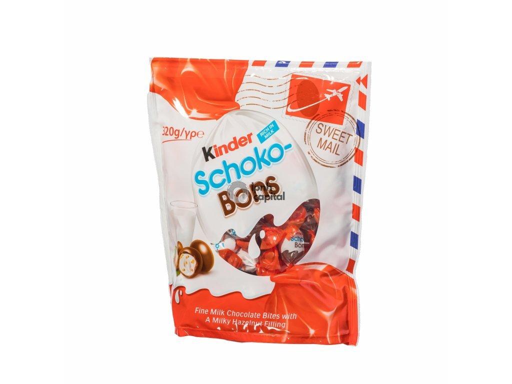 Ferrero Kinder SchokoBons 320g - DOPRAVA ZADARMO