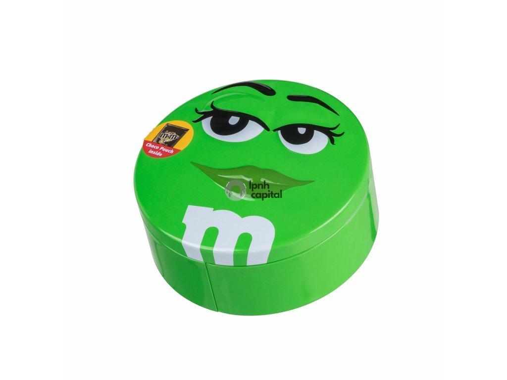 Mars M&M Dóza Zelená 200g