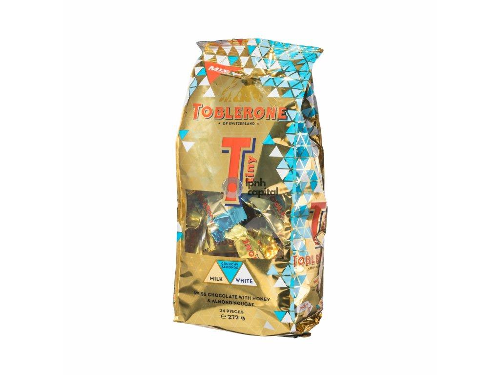 Toblerone Tiny Crunchy Alm.Mix Bag 272G