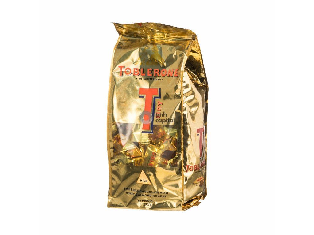 Toblerone Tiny Gold Bag 296G