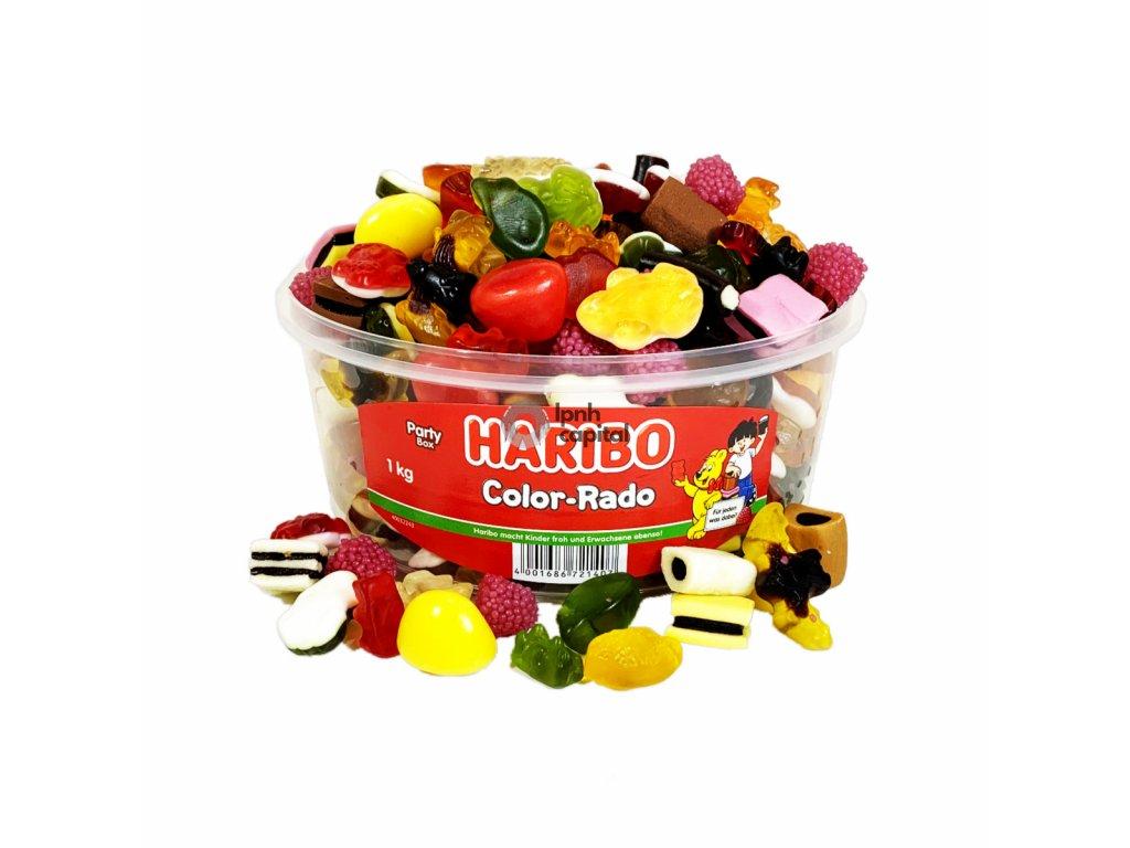 Haribo Color Rado 1