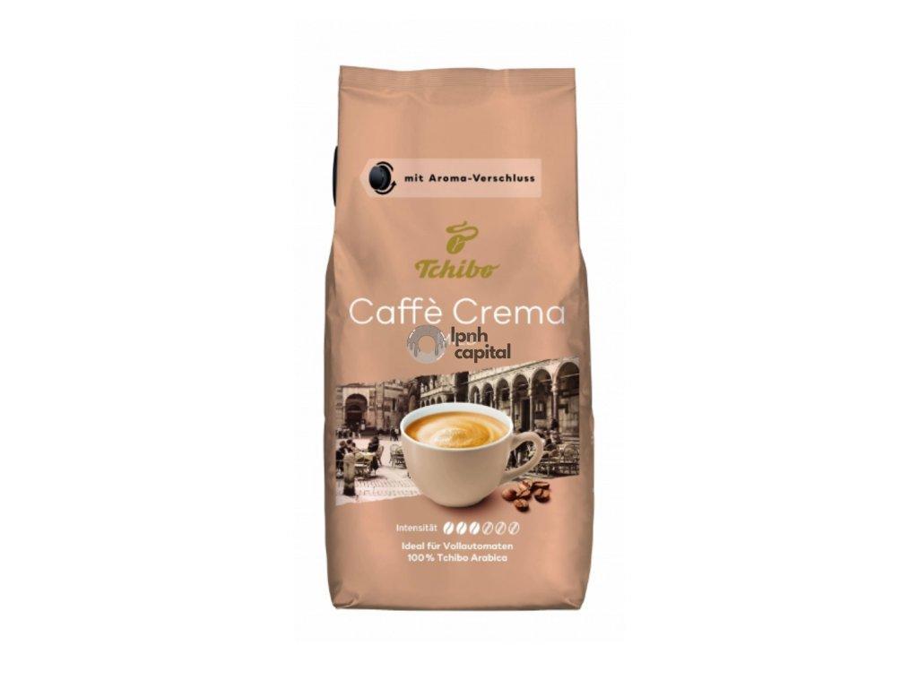 Tchibo Caffé Crema Mild zrnková káva 1 kg