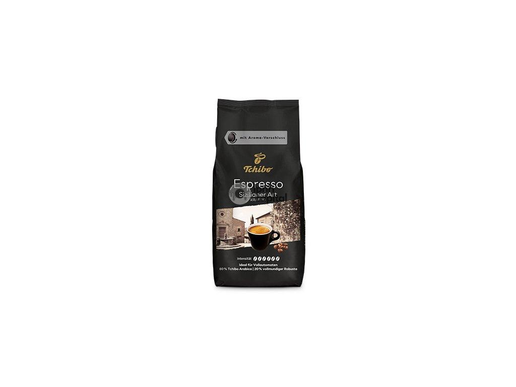 Tchibo Espresso Sicilia zrnková káva 1KG