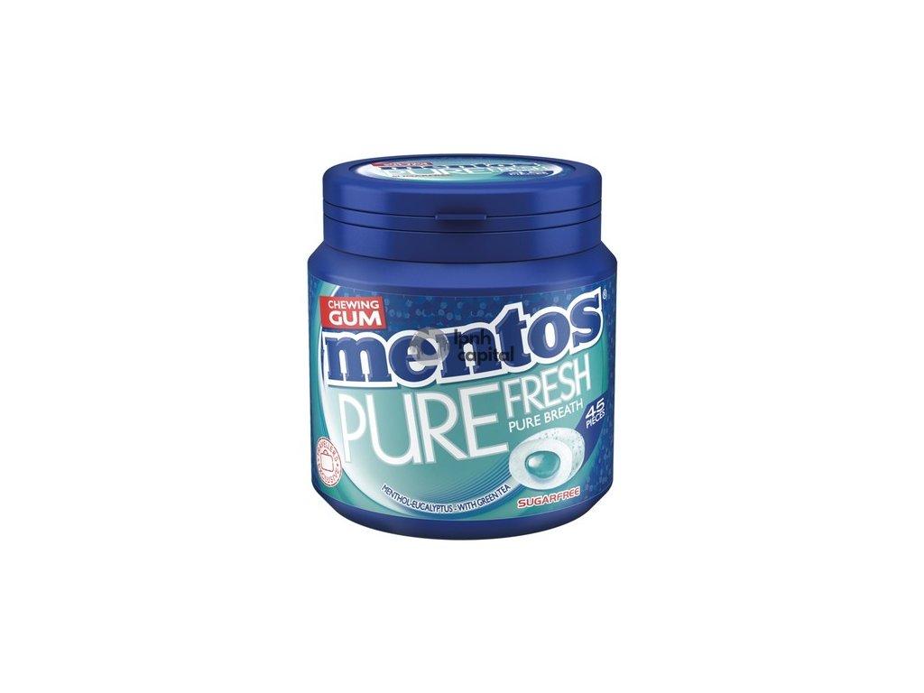 Mentos Gum Pure Fresh Euca Mint 90g
