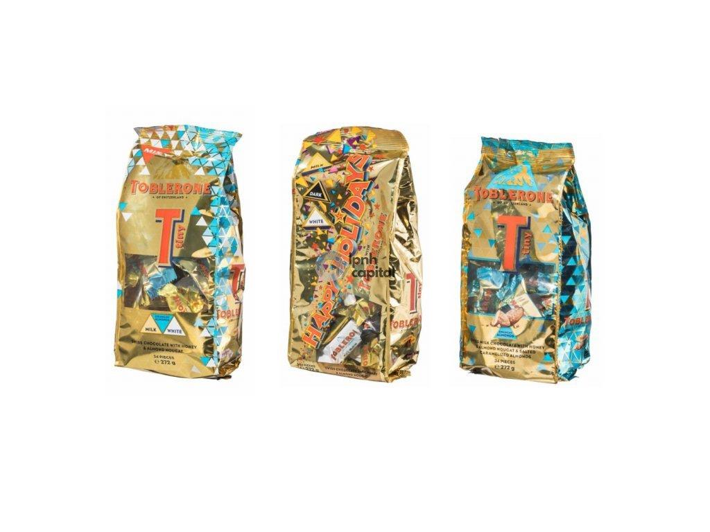 Balíček Toblerone výhodné rodinné balení 3 kusy
