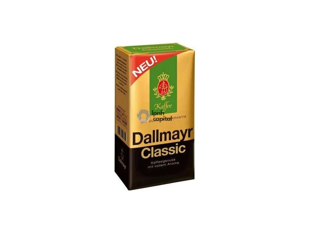 Dallmayr Classic mletá káva 500g