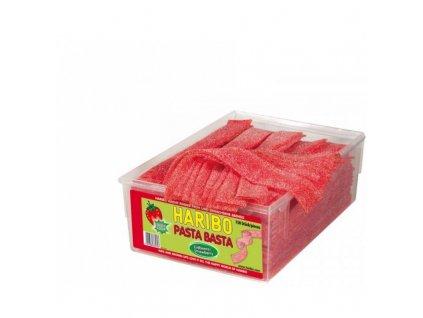 haribo pasta basta erdbeer sour 1125g dose