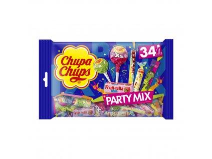 Chupa Chups Party mix 400g modrý